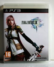 JEU PS3 - PLAYSTATION 3 - FINAL FANTASY XIII / COMME NEUF / COMPLET