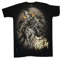 Men Absolute 100% Cotton T-shirt Sz.M Vtg Tattoo Dark Legend  ( i80)
