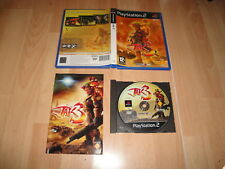 JAK 3 DE NAUGHTY DOG PARA LA SONY PLAY STATION 2 PS2 V. ORIGINAL USADO COMPLETO
