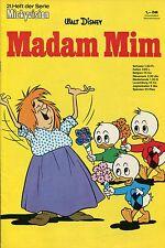 21. Heft der Serie Mickyvision: MADAM MIM (Zustand 1-2)