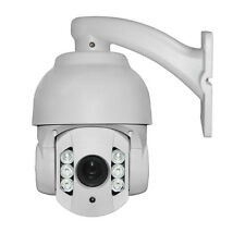 MINI PTZ Camera CCTV 700TVL 10X Zoom Speed Dome Outdoor Security IR Night Vision