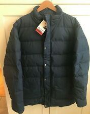 Marmot Warm II Jacket Coat Vintage Navy Blue Mens XXL  $225