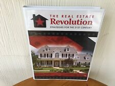 THE REAL ESTATE REVOLUTION -Strategies For The 21st Century - MANUAL & 4 CD'S!