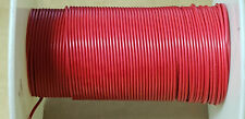 RED WIRE 24AWG (25FT)