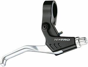 Tektro RS360A Linear Pull Brake Lever Set, Silver