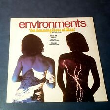 Environments Disc 11 (Alpine Blizzard / Country Thunder: 1979 Vinyl LP (Therapy)