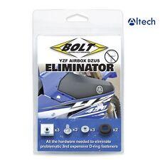 Yamaha Airbox Bolt DZUS Eliminator Kit - YZF 250 450 14-18 WRF 250 450 16-18