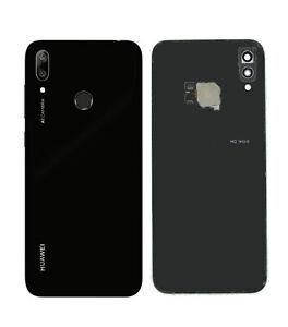 Original Huawei Y7 2019 DUB-LX1 Backcover Akkudeckel Black Schwarz Akzeptabel