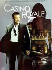 Casino Royale ~ DVD 2-Disc Set, WS James Bond 007 DANIEL CRAIG is THE BEST MOVIE