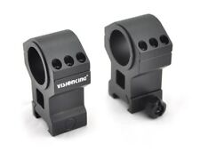 Visionking rifle scope rings 25.4 & 30 mm mount 6061 High Picatinny 21