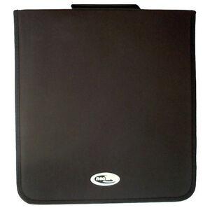 1 x Neo Media Nylon 500 CD/DVD Wallet Carry Case Holder Bag Storage Ring Binder