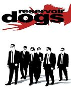 RESERVOIR DOGS Movie PHOTO Print POSTER Textless Film Art Quentin Tarantino 004