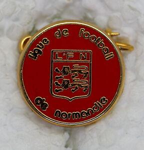 Ligue de football de Normandie badge
