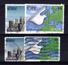 IRLANDE - EIRE Yvert n° 896/899 oblitéré