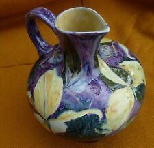 Keramik Vase Henkelgefäß  Art Nouveau Jugendstil Holland  Fayence de Purmerende