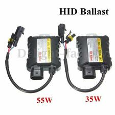 12V 35W/55W Universal Replacement Slim Ballast Car HID Xenon Conversion Kit