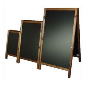 Wooden A-boards. Chalkboard A-board. A Board. A Frame. Pavement Sign.Advertising