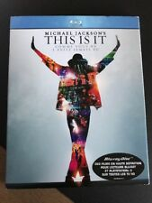 Michael Jackson - This Is It - Blu-ray