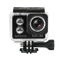 SJCAM SJ7 Star 4K - Waterproof Digital Action Camera with HD Video 12MP Photo