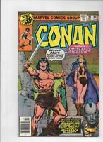 CONAN the BARBARIAN #93 VF, Buscema, Ernie Chan, Howard, 1970 1978 Belit