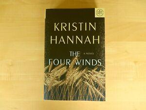 The Four Wins: A Novel by Kristin Hannah (2021, Hardcover) BOTM Edition