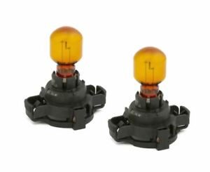Genuine BMW Front Exterior Turn Signal Light Bulb Left AND Right Set 07119905468