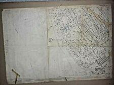 Old Antique Ordnance Map 1927 Lancashire XCVIII.8 Crosby & Blundellsands ...