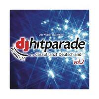 DJ HITPARADE VOL.2 (MICHAEL WENDLER/ANDREA BERG/JÖRG BAUSCH/+)  CD NEU