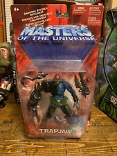 200X Trapjaw (MOC) - Masters of the Universe (modern figure) - 100% complete