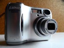 Nikon COOLPIX 3200 3.2MP Digital Camera - Silver