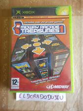 ELDORADODUJEU > MIDWAY ARCADE TREASURES 1 = 20 JEUX D'ARCADE XBOX VF COMPLET