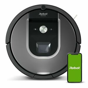 iRobot Roomba 960 Vacuum Cleaning Robot - Manufacturer Certified i