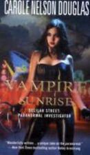 Vampire Sunrise by Carole Nelson Douglas (2009, Paperback)