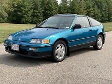 1991 Honda CRX CRX SI