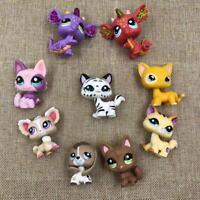 Littlest Pet Shop Hasbro LPS Dragon Fox Animal Doll Toy Collection Xmas Gift Kid