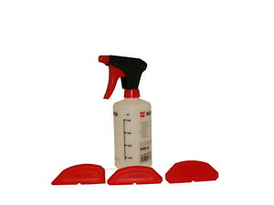 Würth Fugenglätter  Set 1 + Sprühflasche + 400 ml Dichtstoffglättemittel