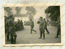 Foto, Wehrmacht, Gefangene polnische Soldaten hinter der Warthe, Polen, b 20782