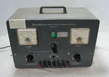 Heathkit Model PS-4 Regulated Power Supply
