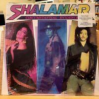 Shalamar Circumstantial Evidence SEALED Vinyl LP Solar ST-72556 + Hype Sticker