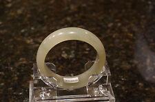 Certified Grade A Natural Jadeite Jade Bangle Bracelet 56-57mm (2.2in) #6_184