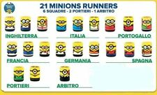 Minions Runners Soccer Edition, Carrefour a scelta