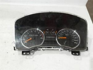 2012 Chevy COLORADO Speedometer US, AT, ID 20916837