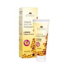 Cosmetic Plant Moisturizing face mask honey & royal jelly purifies, nourishes