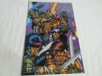 Image Comics Wetworks #2 Knives Variant Cover (1994) Whilce VF/NM