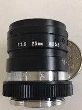 Tamron 1:1.6 25mm Lens 25.5 #1000847
