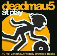 At Play, Vol. 1 by Deadmau5 (Joel Thomas Zimmerman) (CD, Oct-2008, Play Records)
