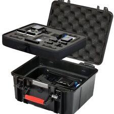 Smatree ABS Waterproof Hard Carrying Case for Gopro Hero 5 4 3+ 3 2 1