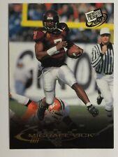 2001 PressPass Rookie Michael Vick #3. Eagles/Falcons/Virginia Tech All Star QB