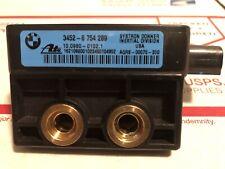 2001 2000 BMW E46 Z3 M3 YAW RATE SPEED SENSOR DSC ABS 34526754289 BLUE LABEL OEM
