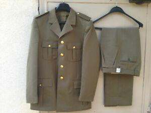 Drop Nuova Diagonale divisa esercito Italiano giacca e pantalone Croce Rossa